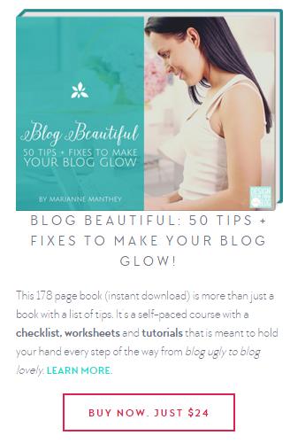 Blog Beautiful eBook