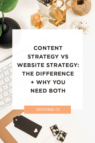 Content Strategy vs Blog Strategy: The Difference And Why You Need Both