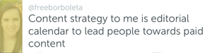 Fran - Content Strategy