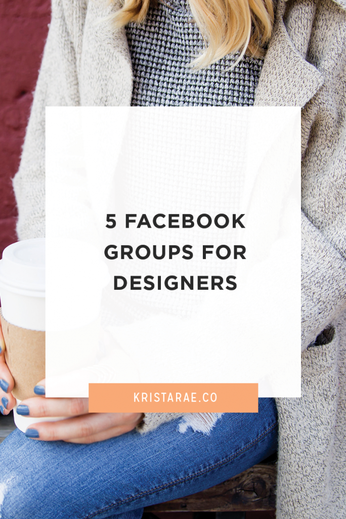 5 Facebook Groups For Designers