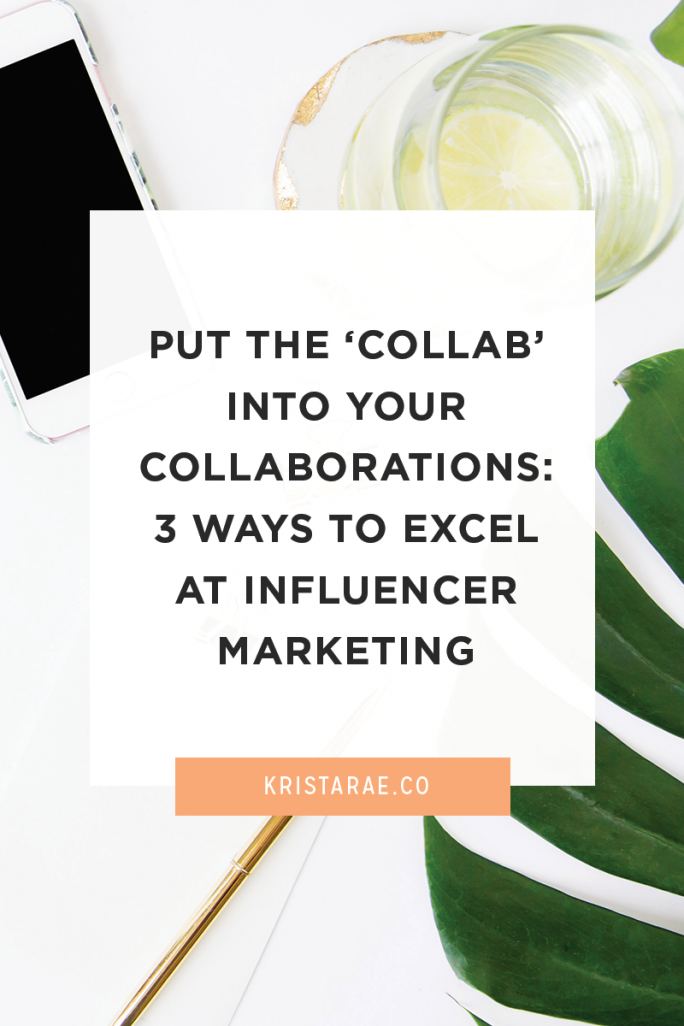 Too many brands are taking the fun out of influencer campaigns and overruling the influencer's values and creativity. Here are 3 ways to excel at influencer marketing.