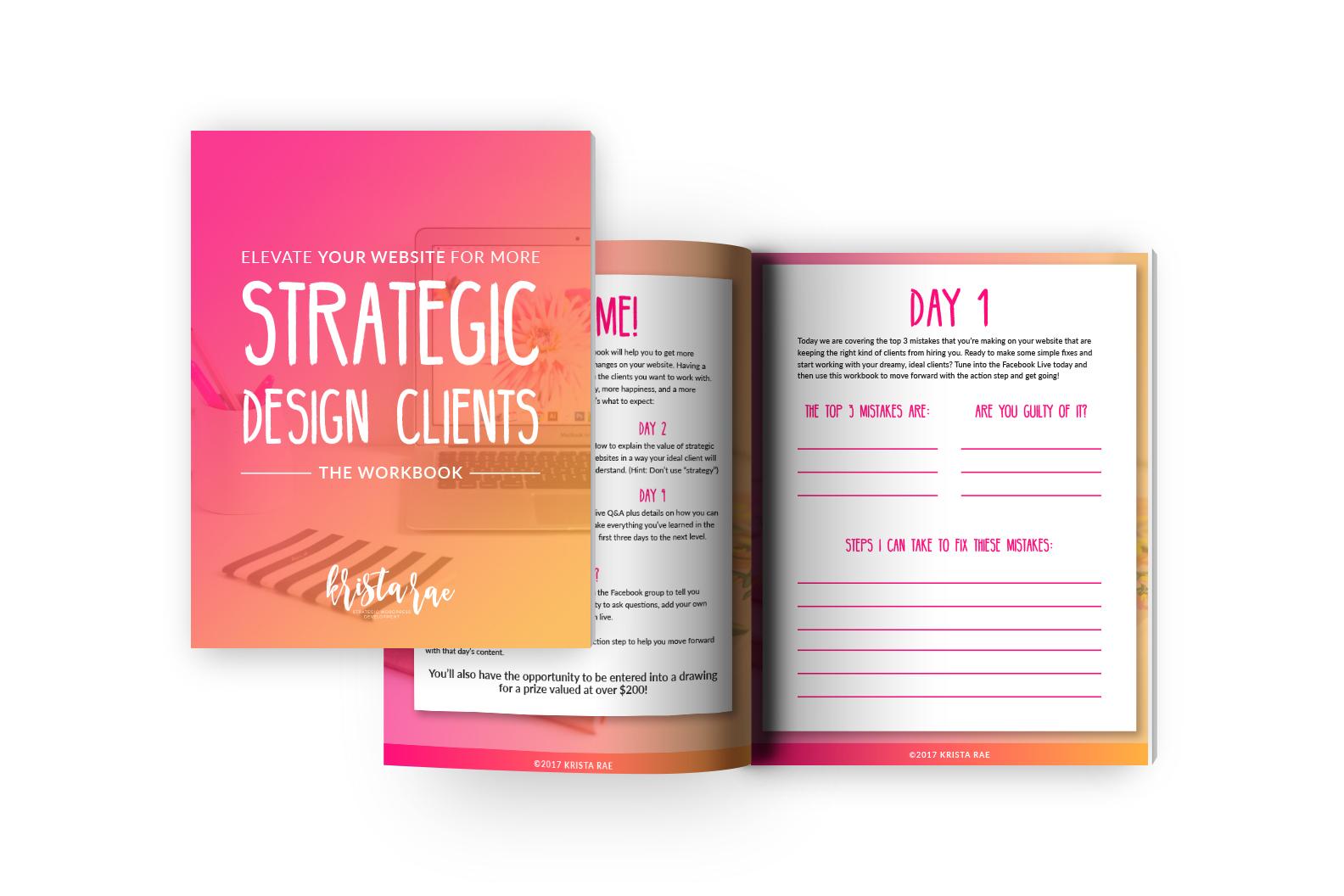 Elevate Your Website Workbook