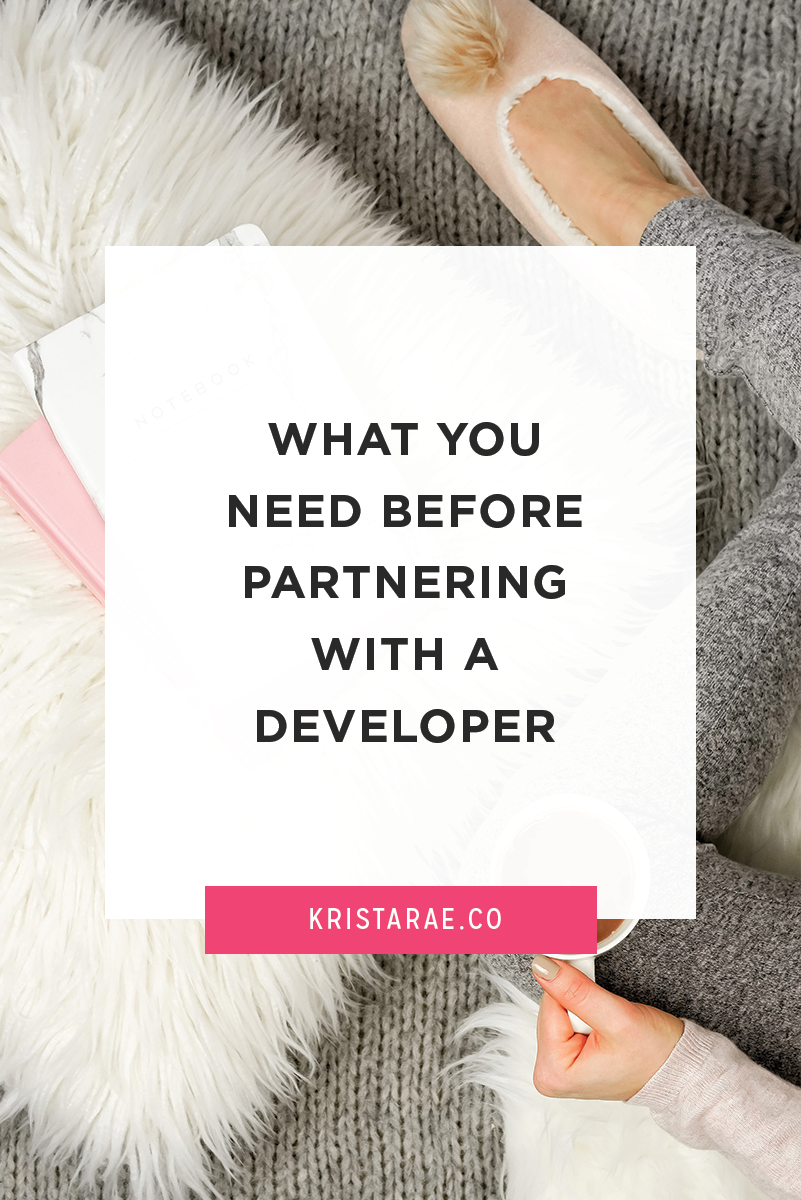 You'll want to make sure you have these four things in place before partnering with a developer on your WordPress projects.