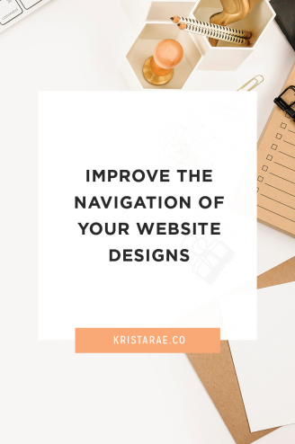 Today, we'll go over some tips that you can implement in your next project for improving the navigation of your website designs.