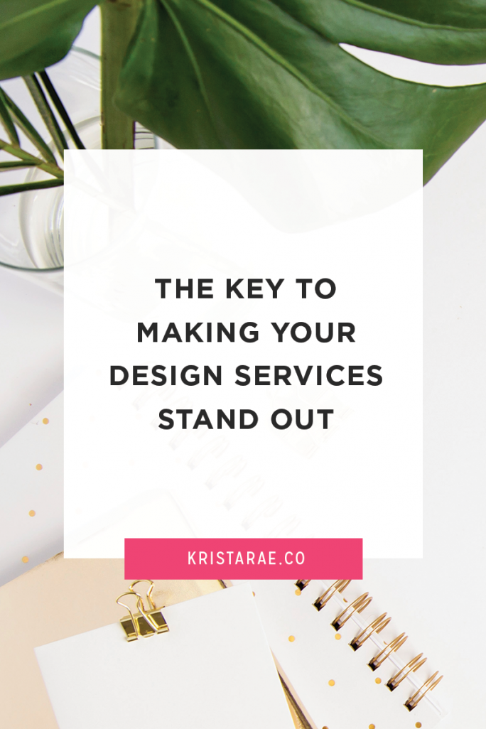 The key to keeping yourself booked with clients in an industry like this is to make yourself stand out. Today we're going to go over the key to making your design services stand out.