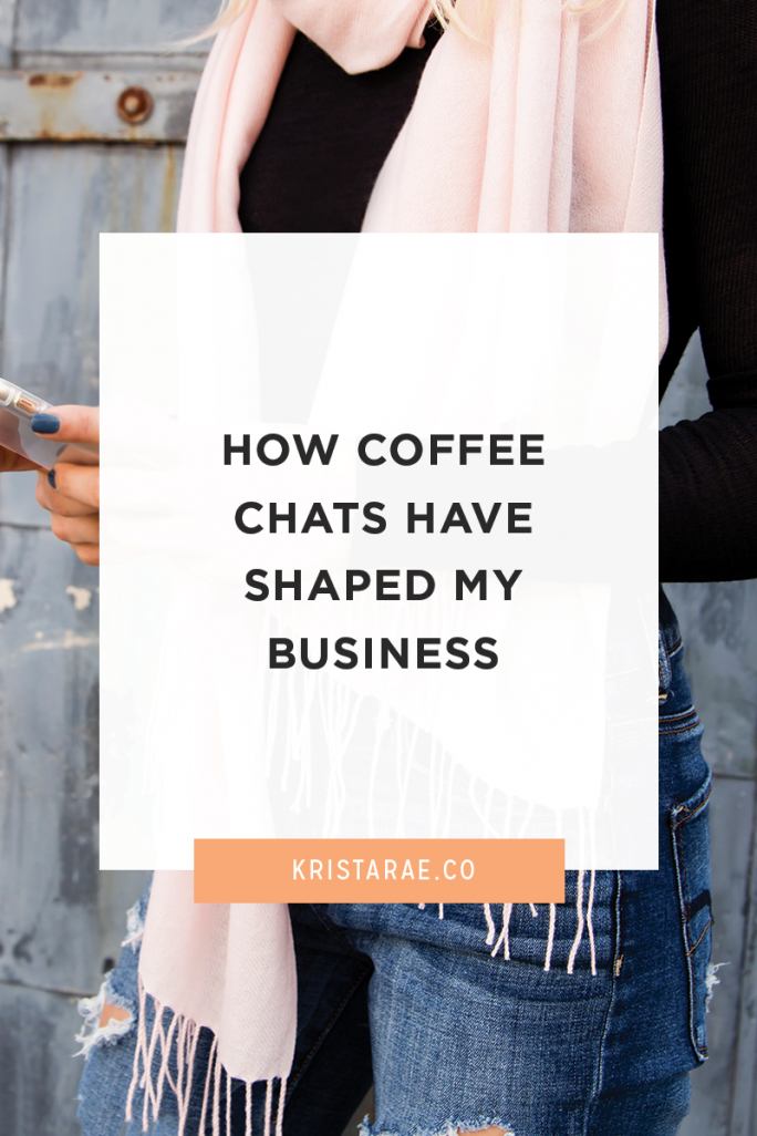 When I first started hosting coffee chats, I didn't think they'd would have nearly as big of an impact as they ended up having for me. Several people have asked over the past few months about my process and how it has helped my business, so this post will share it all!