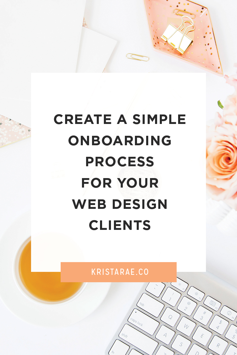 When it comes to a new client project, the onboarding process is the most complicated and time-consuming part of it all. That's why having a simple onboarding process for web design projects is so important. Read this post for tips about improving your onboarding process ASAP!